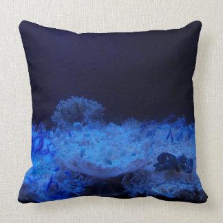 marine life pillow