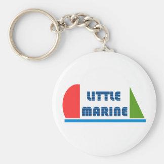 Marine Little Keychain