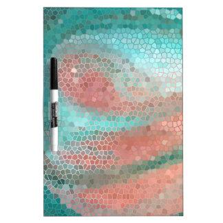 Marine Madonna Design Dry Erase Board