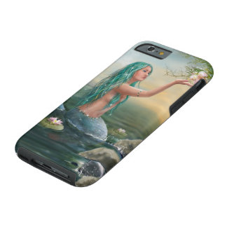 Marine Mermaid Tough iPhone 6 Case