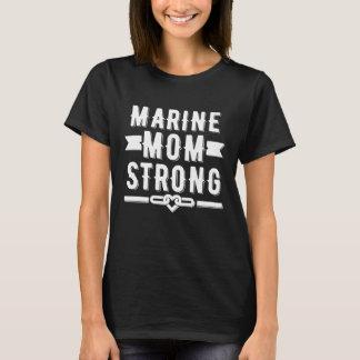 Marine mom strong women's graphic T-Shirt