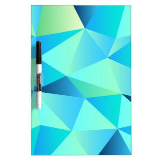 Marine Pattern Dry-Erase Boards