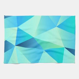 Marine Pattern Towels