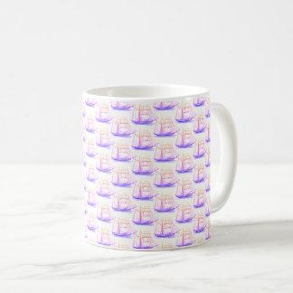 Marine ship coffee mug
