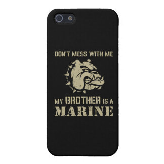 Marine Sister/Brother iPhone 5/5S Covers