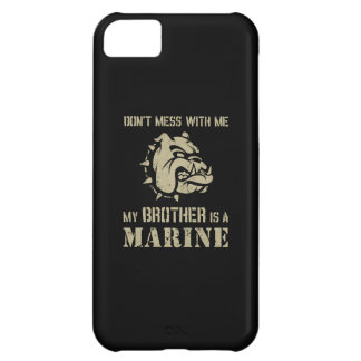 Marine Sister/Brother iPhone 5C Cover