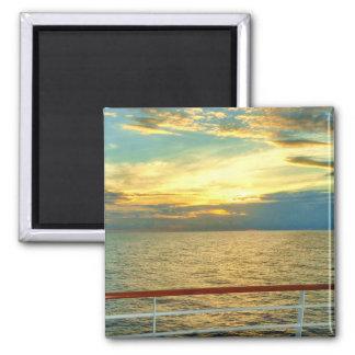 Marine Sunrise Magnet