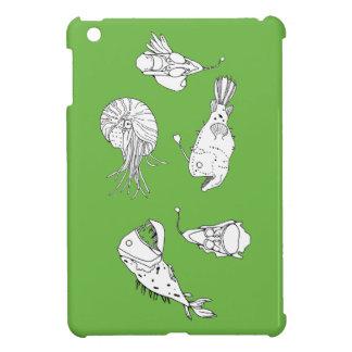 Marine theme iPad mini case