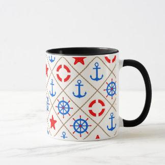 Marine walk . mug
