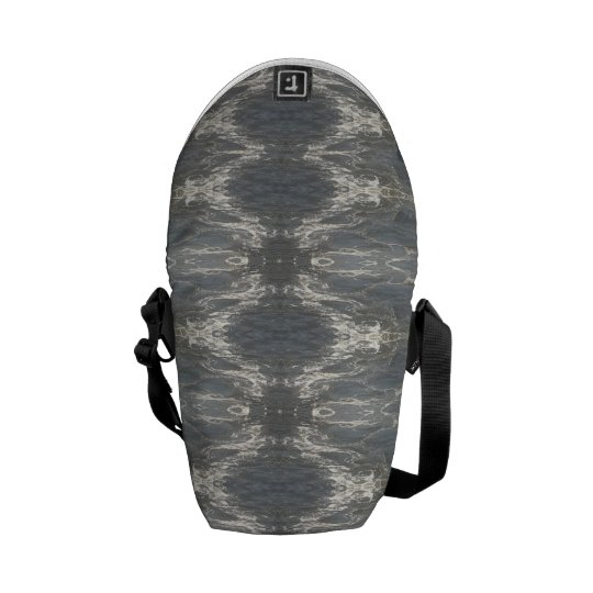 Marine wave commuter bags