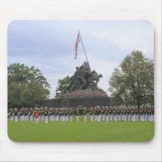 Marines at Iwo Jima Statue Mousepad