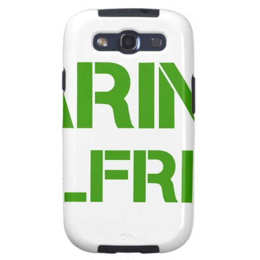 marines-girlfriend-clean-green.png samsung galaxy SIII cases