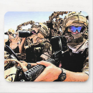Marines Mouse Pad