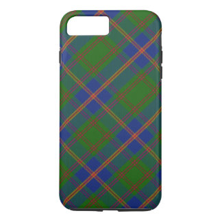 Marines Tartan iPhone 7 Plus Tough Case