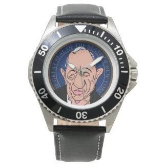 Mario Cuomo Commemorative Wristwatch
