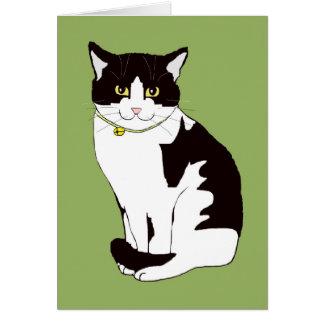 Mario da Cat Card