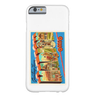 Marion Ohio OH Old Vintage Travel Souvenir Barely There iPhone 6 Case