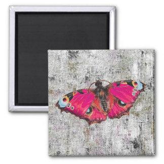 Mariposa ~ square magnet