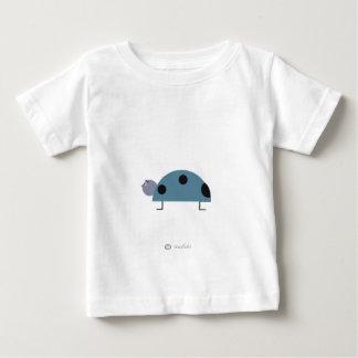 Mariquita azul tee shirt