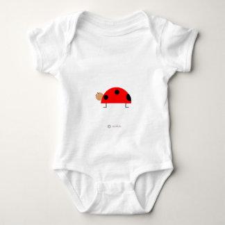 MariQUITA ROJA Baby Bodysuit