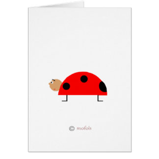 MariQUITA ROJA Greeting Card