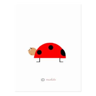 MariQUITA ROJA Postcard