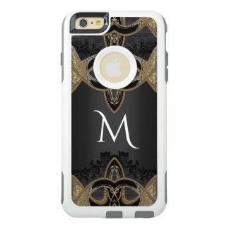 Marisa in Ebony Beautiful Monogram OtterBox iPhone 6/6s Plus Case