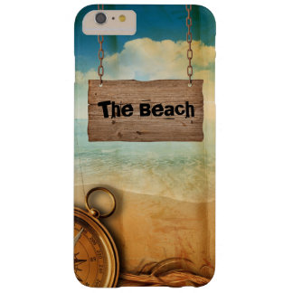 Maritim Design with Name iPhone 6Plus Case