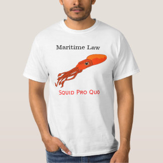 Maritime Law T-Shirt