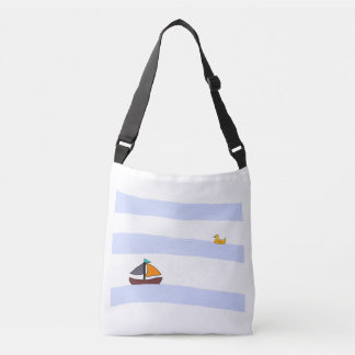 MARITIME NAVY BAG/SAC CROSSBODY BAG