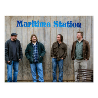 Maritime Station Poster II