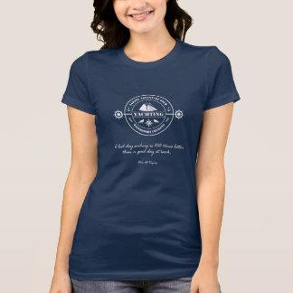 Maritime T-shirt/sails, boat, yacht T-Shirt