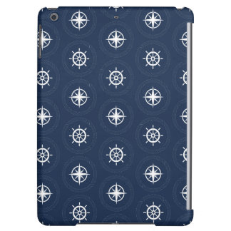 Maritime Tool Pattern Case For iPad Air
