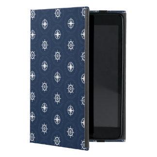 Maritime Tool Pattern Covers For iPad Mini