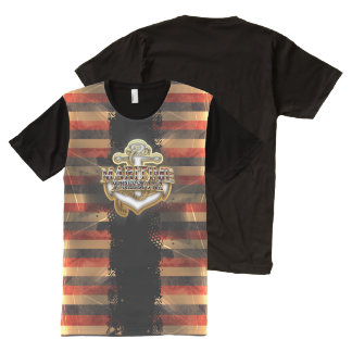 MARITIME XPRESSIONZ All-Over-Print T-Shirt