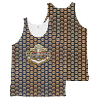 MARITIME XPRESSIONZ All-Over-Print TANK TOP