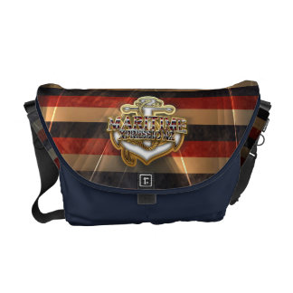 MARITIME XPRESSIONZ COURIER BAG