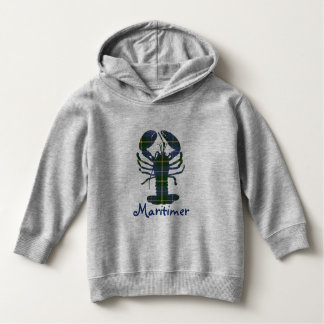 Maritimer  lobster Nova Scotia sweater hoodie