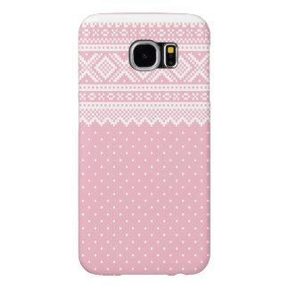 Mariusgenser Sweater Pattern Samsung Galaxy S6 Cases