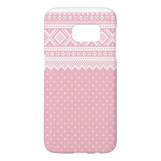 Mariusgenser Sweater Pattern Samsung Galaxy S7 Case