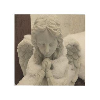 Marjorie in quiet prayer - Angel Art