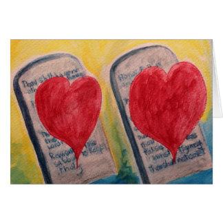 Mark 12-28-34 card