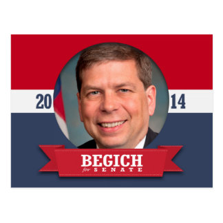 MARK BEGICH CAMPAIGN POST CARDS