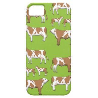 Mark cattle selection iPhone 5 case