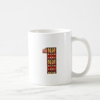 Mark Icon Symbol : NUMBERONE Number1 Mugs