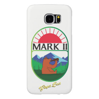 Mark II Ginger Beer phone case
