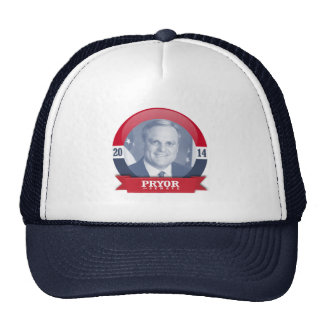 MARK PRYOR CAMPAIGN HATS