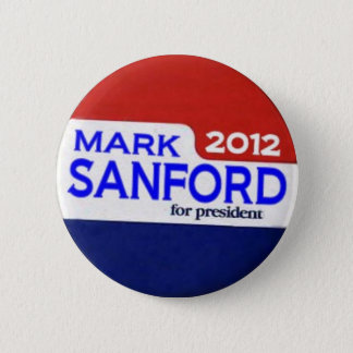 Mark Sanford 2012 Button