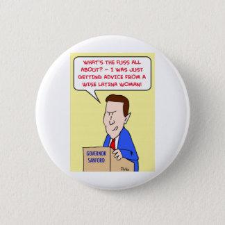 mark sanford wise latina woman 2 inch round button
