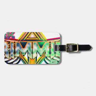 Mark Trimmier Band Luggage Tag